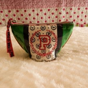 Vs pink coin purse